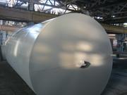 Резервуары горизонтальные стальные РГС для воды,  топлива