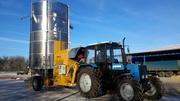Мобильная зерносушилка Mecar (бункер 25 тонн)