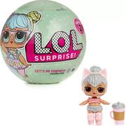Кукла-сюрприз в шарике