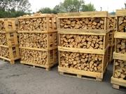 Сухие дубовые дрова с доставкой по Воронежу и области.