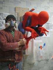 художник-декоратор-скульптор