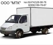 Транспортные услуги из Воронежа в Липецк.