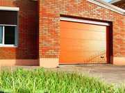 Ворота гаражные,  Секционные. Продажа и монтаж