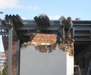 Ручной метод демонтажа в Воронеже,  ручной способ сноса Воронежская область