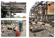 Демонтаж бетонной трубы в Воронеже,  снос кирпичных труб Воронежская область