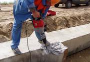 Снос фундаментов в Воронеже и снести фундаменты в области