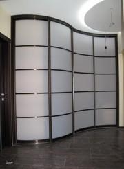 радиальные шкафы купе