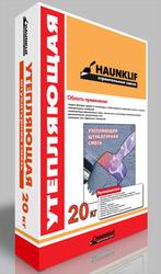 Теплая штукатурка Хаунклиф от производителя