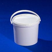 Ведро круглое 5, 6 литров полипропиленовое