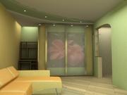 Дизайн интерьера,   мебели (мебель на заказ от производителя),  ландшафт